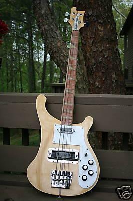 ibanez rickenbacker bass
