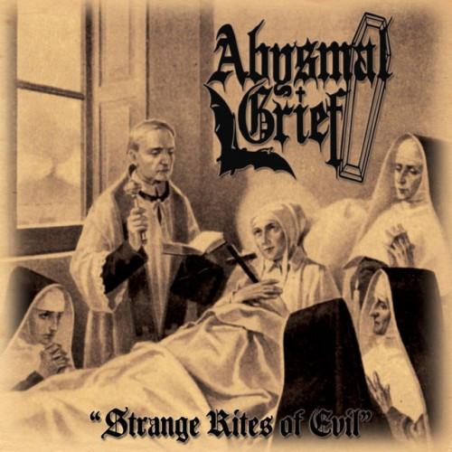 Abysmal Grief - Strange Rites of Evil WEB