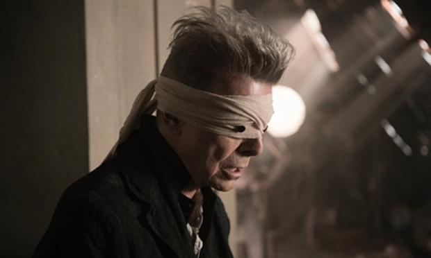 David Bowie-photo by Johan Renck
