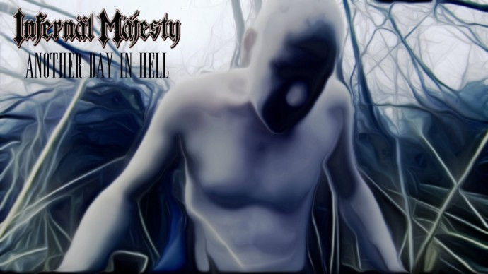 Infernal Majesty-Another Day In Hell