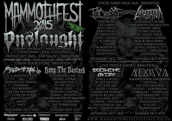 Mammothfest 2015-2