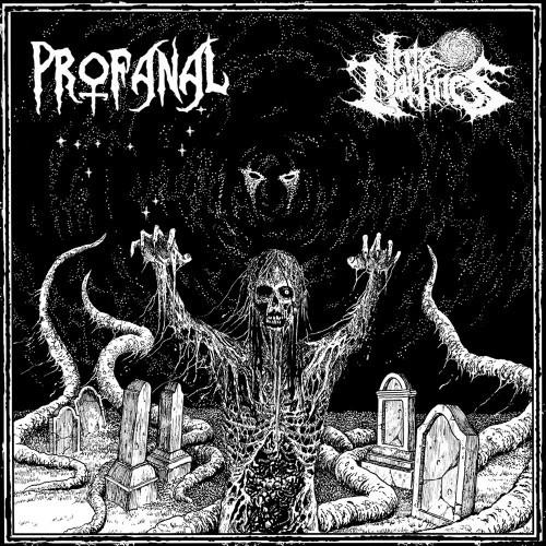 Profanal-Into Darkness split