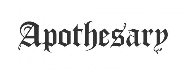 Apothesary logo