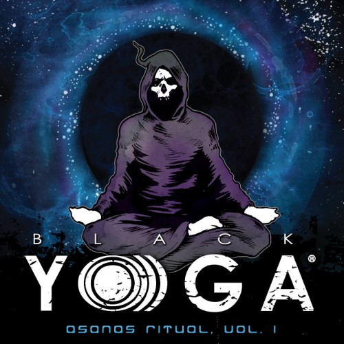 Black Yoga-Asanas Ritual