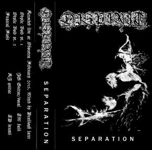 Dispirit-Separation