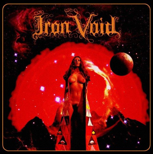 Iron Void-self titled