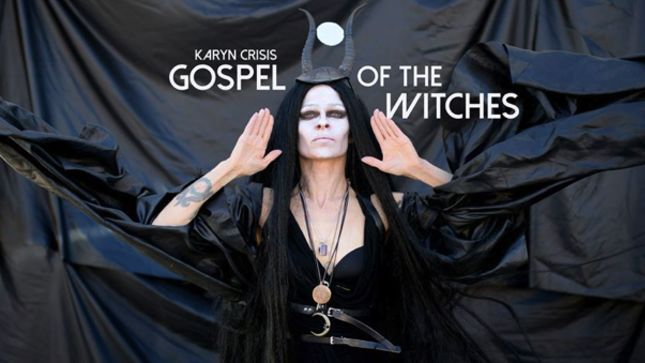 Karen Crysis-Gospel of the Witches