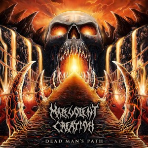 Malevolent Creation-Dead Man's Path