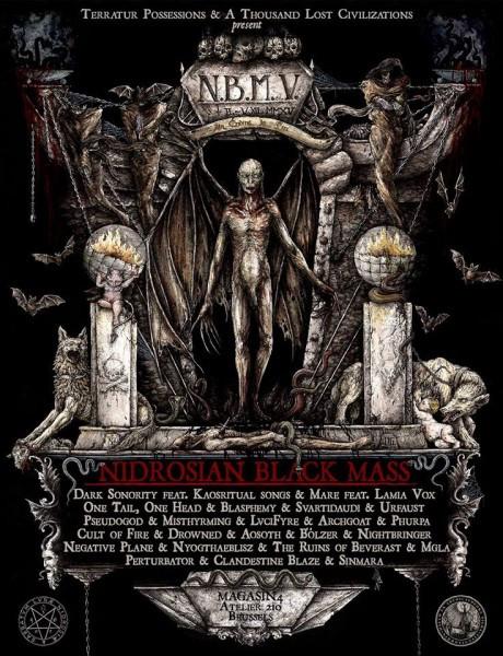 Nidrosian Black Mass V