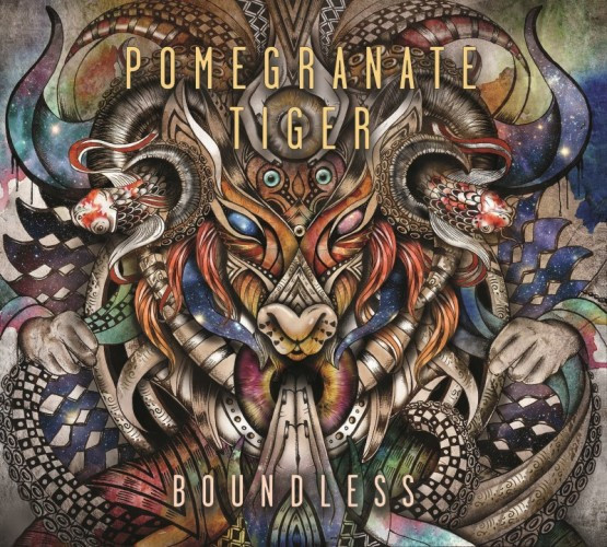 Pomegranate Tiger-Boundless