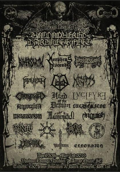 Unconquered Darkness Fest