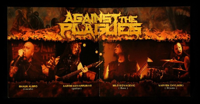 Against the Plagues band