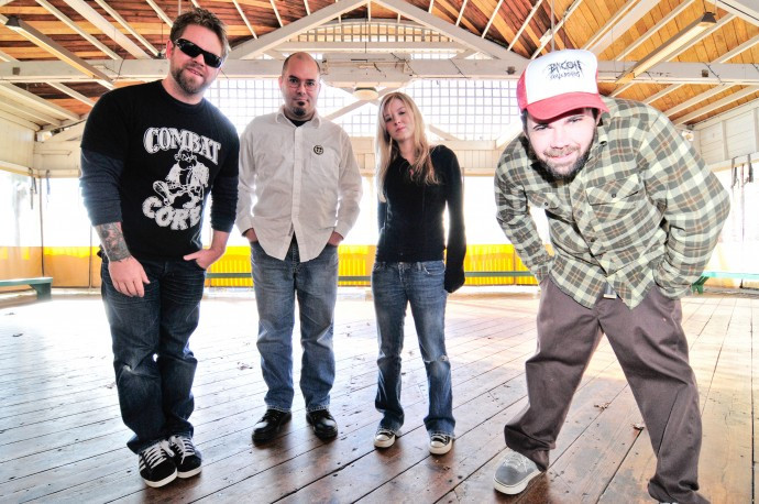 Agoraphobic Nosebleed-Josh Sisk photo