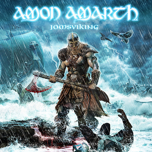 Amon Amarth-Jomsviking