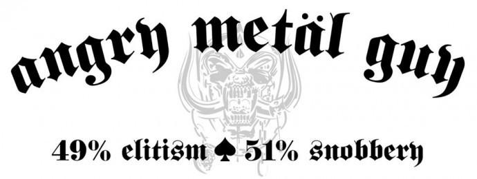 Angry Metal Guy banner