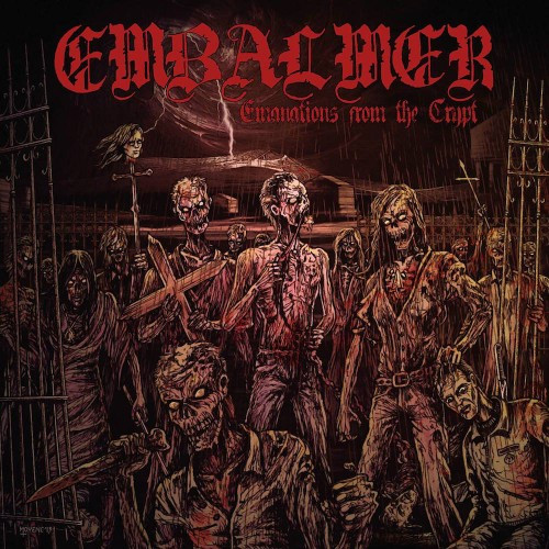 Embalmer-Emanations From the Crypt