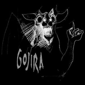 Gojira-evil cow