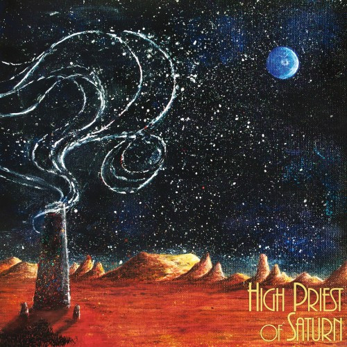 High Priest of Saturn-Son of Earth and Sky