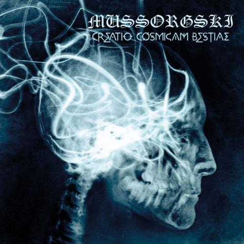 Mussorgski album cover