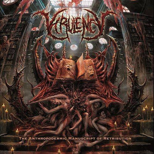 Virulency cover art