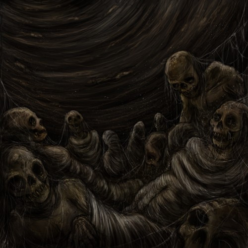 bound to the depths cover art