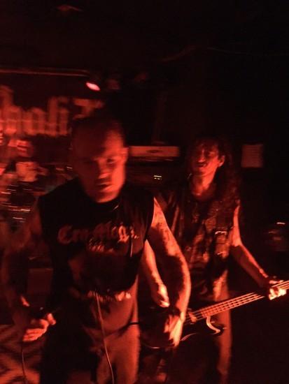 Acephalyx live-Famine Fest