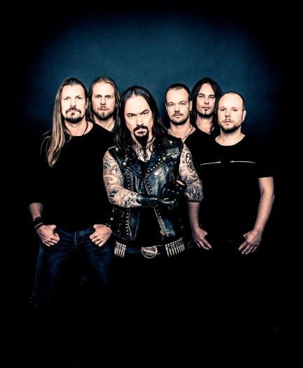 Amorphis band