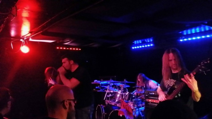 Defeated Sanity live photo #4 by Austin Weber