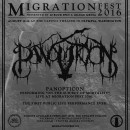 BREAKING NEWS: PANOPTICON WILL BE ONE OF THE HEADLINERS AT MIGRATION FEST IN THE BAND'S FIRST LIVE PERFORMANCE (PLUS NEWS ABOUT TICKET SALES)