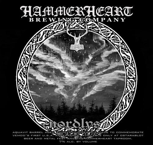 Hammerheart Nordlys