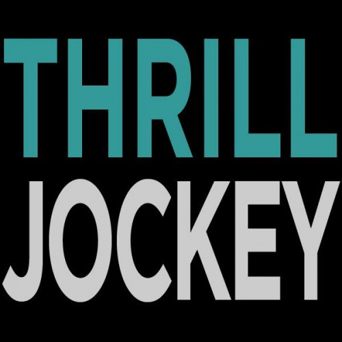 Thrill Jockey logo