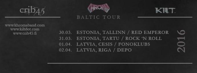 crib45 baltic tour