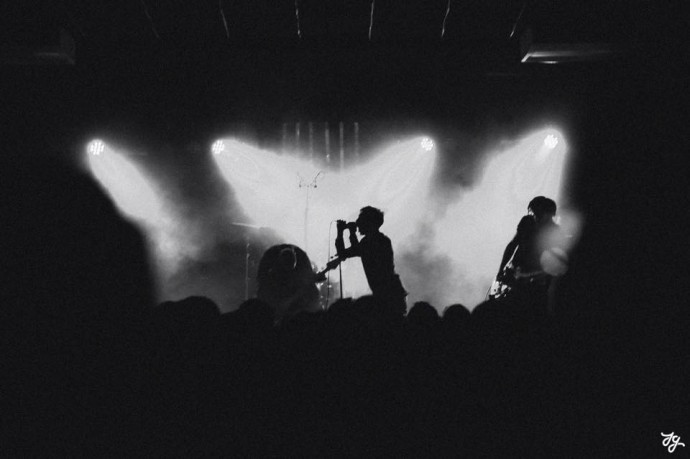 Bossk live-photo by Jordan Green