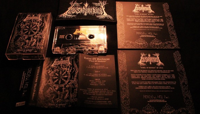 Lotus of Darkness-Wheel of Sodomy tape