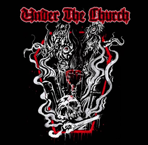 Under the Church-Wake the Dead