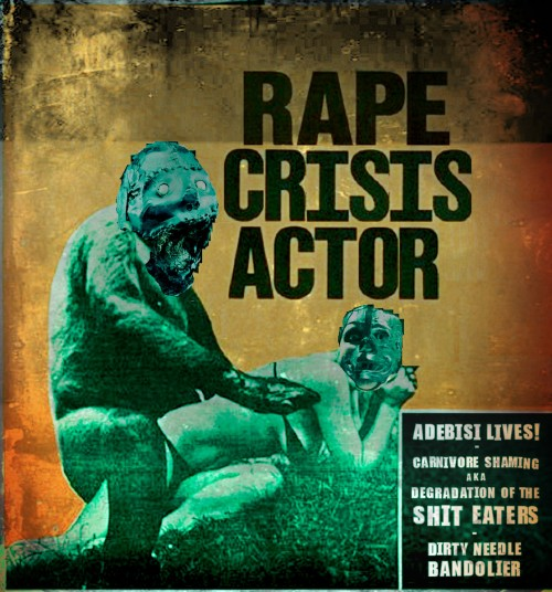 crisis actor art