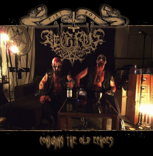 Aegrus-Conjuring the Old Echoes