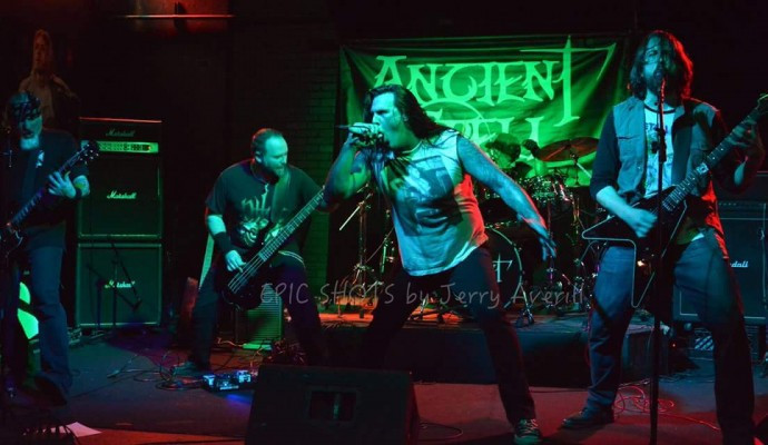 Ancient Spell live