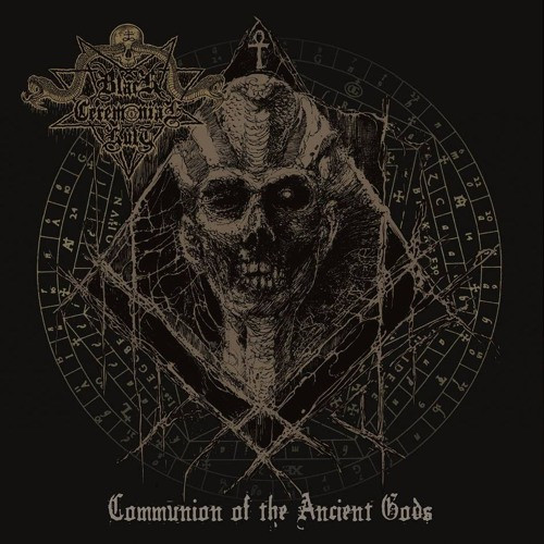 Black Ceremonial Cult-cover