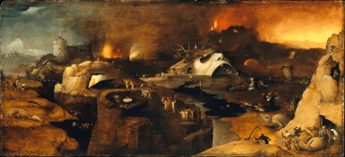 Bosch-christs descent into hell