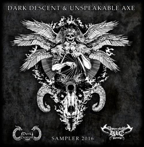 Dark Descent-Unspeakable Axe 2016 sampler