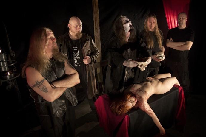 Gloomy Grim band