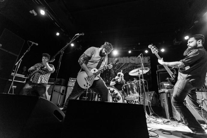 Gozu live-photo by Tim Bugbee