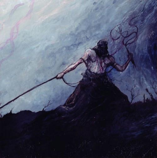 Ill Omen Slaughtbbath split art