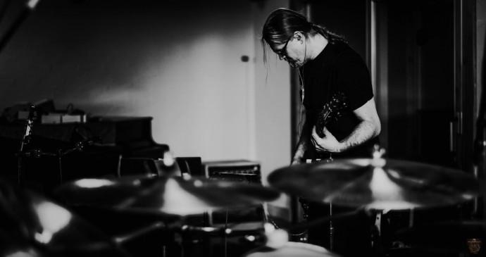 Meshuggah recording