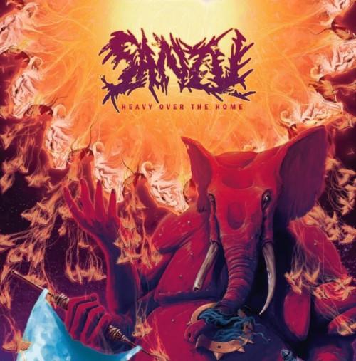 Sanzu-Heavy Over the Home reissue