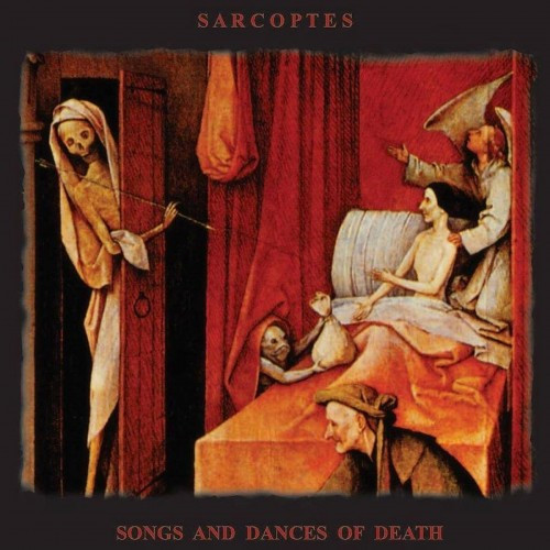 Sarcoptes cover art