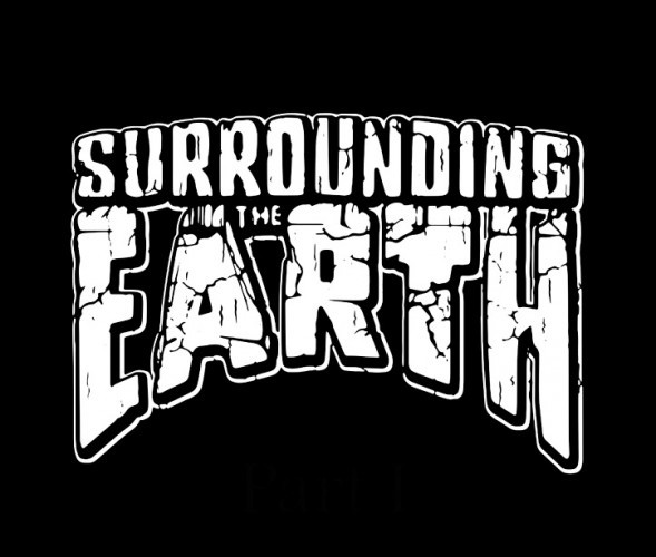 Surrounding the Earth logo