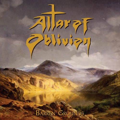 Altar of Oblivion-Barren Grounds