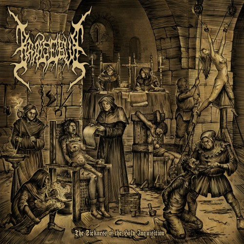 Baalsebub-The Sickness Of The Holy Inquisition